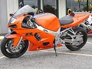 Sell New 2005 Suzuki GSX-R600