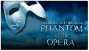 Phantom of the Opera tickets at Her Majesty's Theatre London