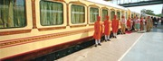 Royal Rajasthan on wheels Tourist Train
